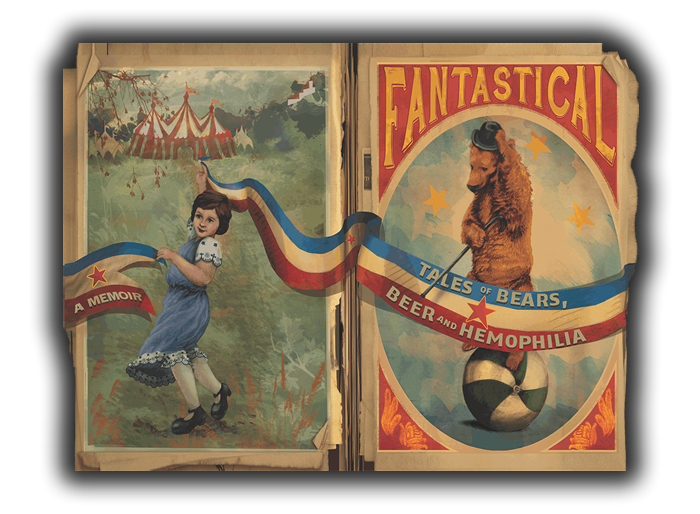 Fantastical Book Cover